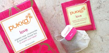 Pukka thee