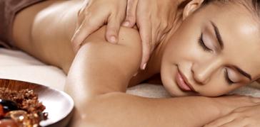 Massage op Texel